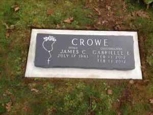 J Crowe